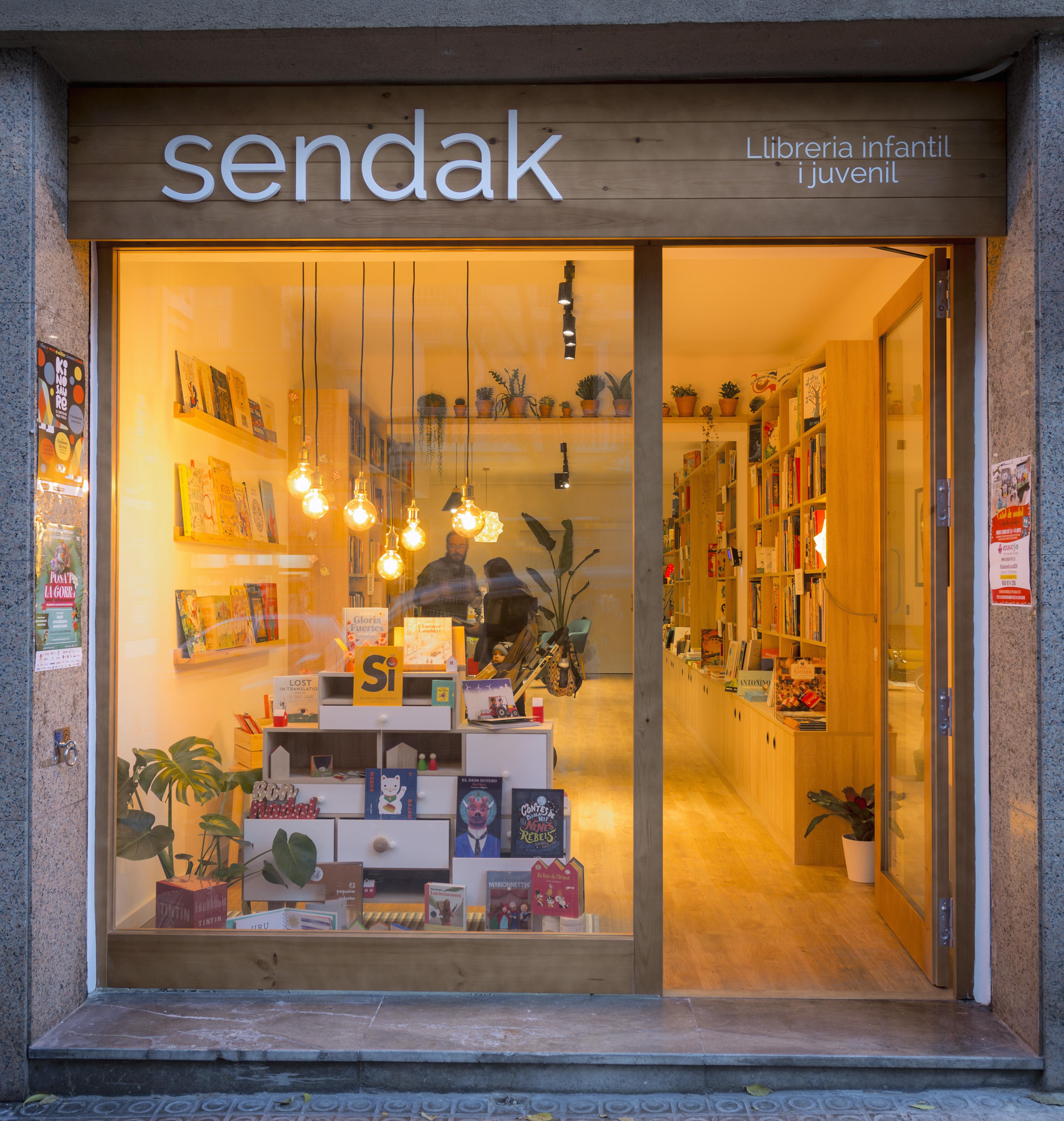 ARQuadrat, Libreria Sendak